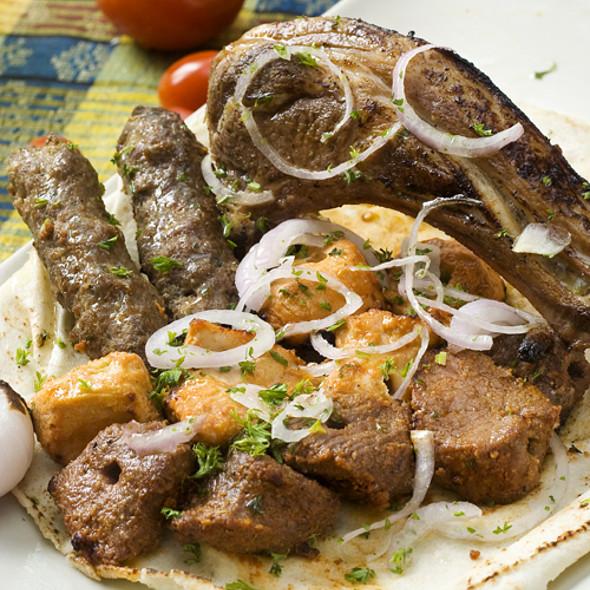 Mix Grill @ Laziz Restaurant