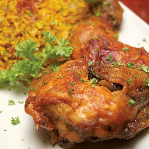 chicken biriyani @ Laziz Restaurant