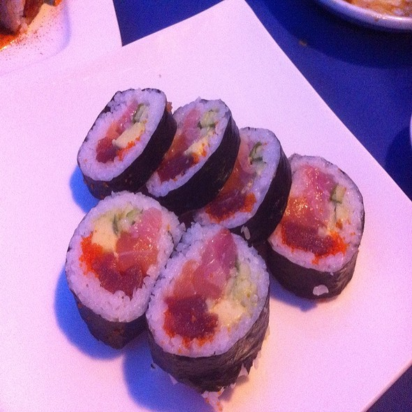 Bluefish Roll @ Blue Fish Watters Creek