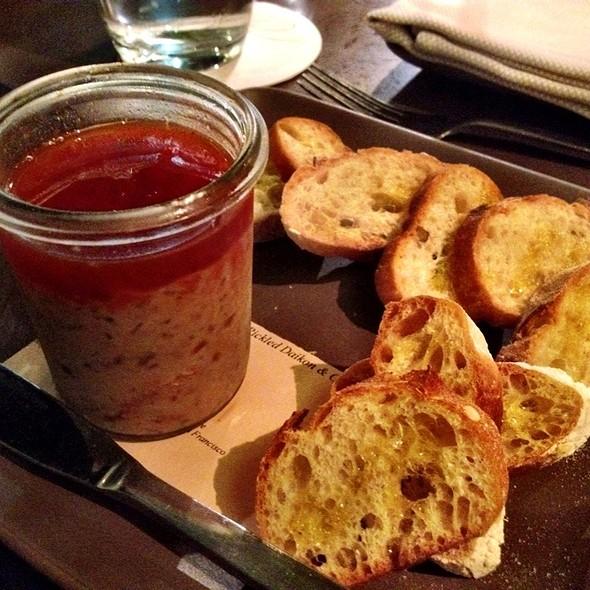 Duck Liver, Foie Gras & Bacon Pate @ Prospect