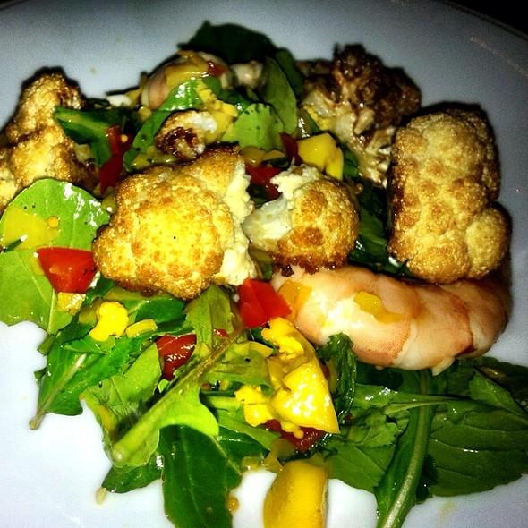 Pickled Shrimp & Fried Cauliflower