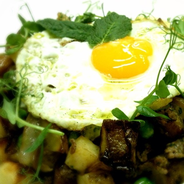 Hash Of The Week @ COUTUME Cafe
