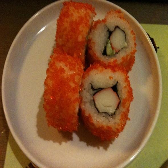 Sushi @ Yooji's Josef