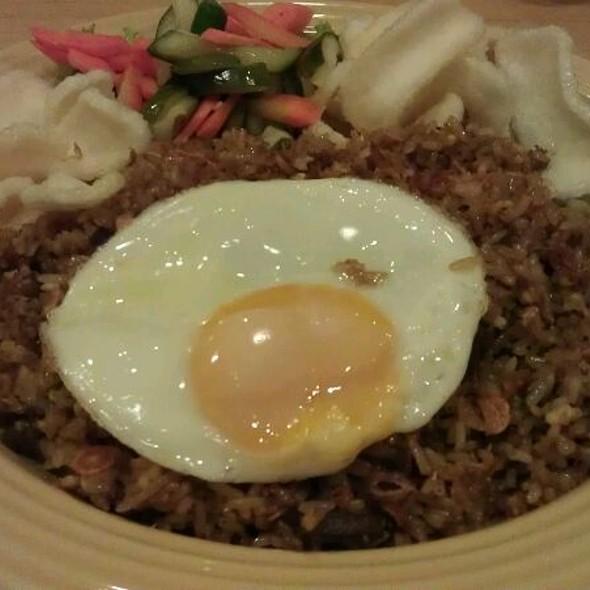 Nasi Goreng Buntut @ Ketjil Kitchen