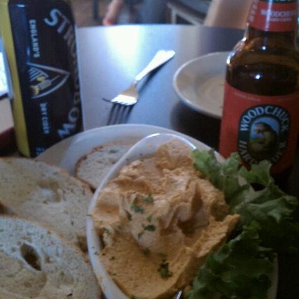 Hummus @ Chatham Tap