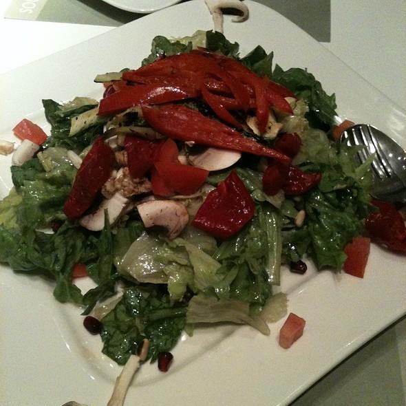 Cut Salad @ Cut Souvlaki Bar