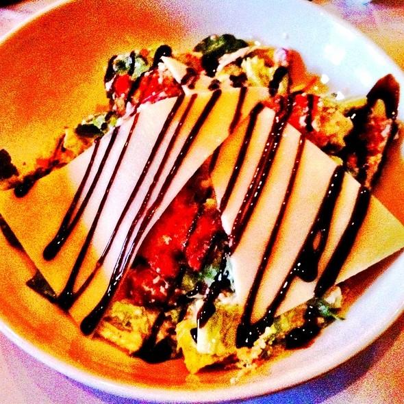 Parmesan Crusted Chicken @ Romanos Macarroni Grill