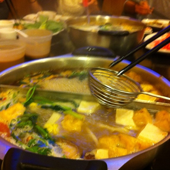 Hot Pot @ Mandarin Kitchen Inc