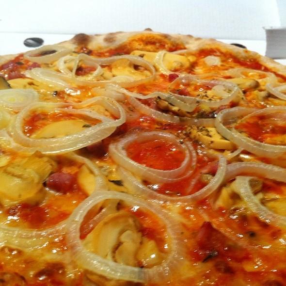 """Pizza """"Don Corleone"""" @ Home"""