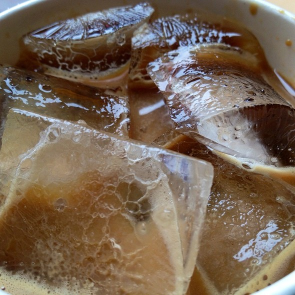 Vietnamese Iced Coffee @ Cafe Dulce