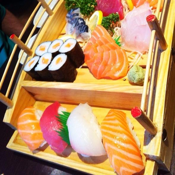 Sushi Boat @ Okinawa
