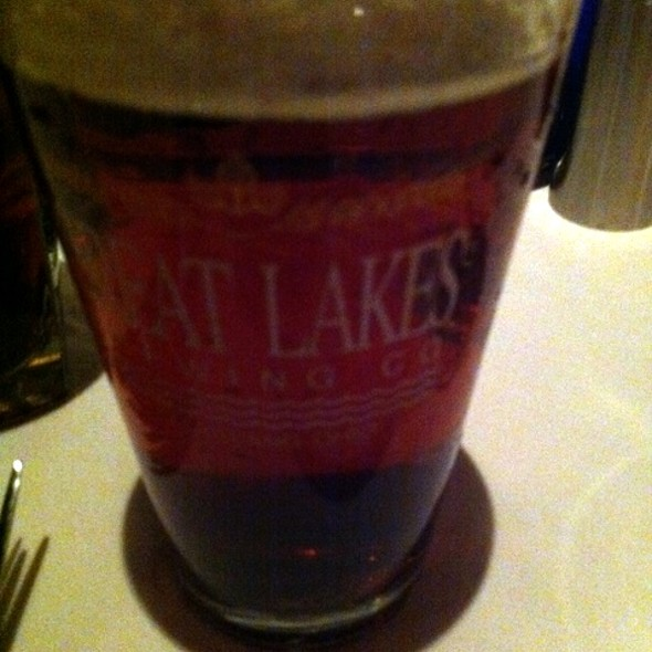 Conway's Irish Ale - Great Lakes Brewing Company - Mancy's Bluewater Grille, Maumee, OH