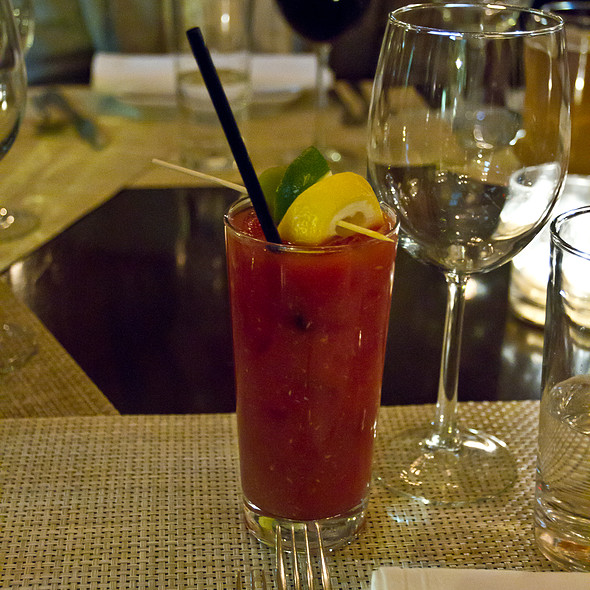 Spicy Bloody Mary @ Supper