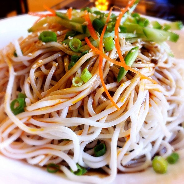 Cold Noodle @ Red Chilli Sichuan Restaurant (Chatswood)