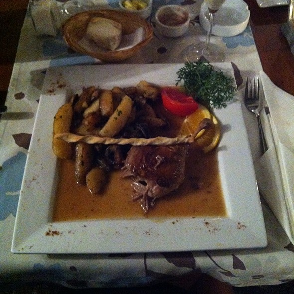 Yael zigal foodspotting for Pato a la naranja