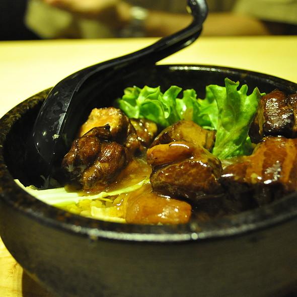 Roasted Pork Belly Don @ Sushi Zento