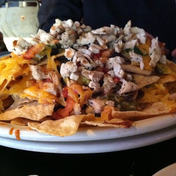 Chicken Nachoes