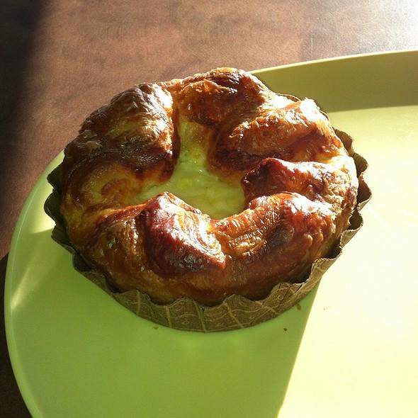 Spinach and Artichoke Souffle @ Panera Bread