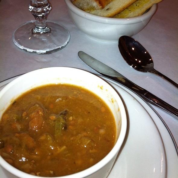 Shrimp & Okra Gumbo @ Dooky Chase Restaurant
