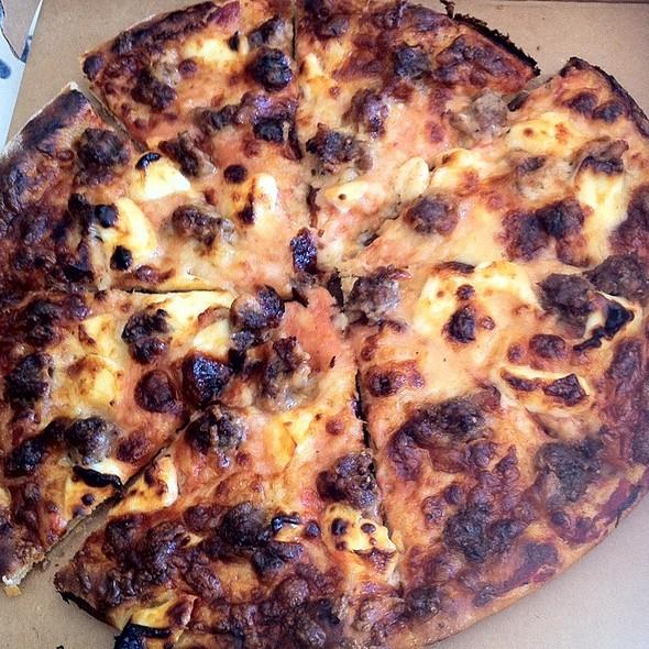 Pizza Maxokk @ Maxokk
