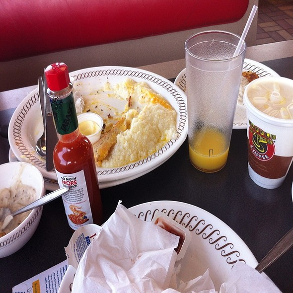 Biscuits and Gravy @ Waffle House
