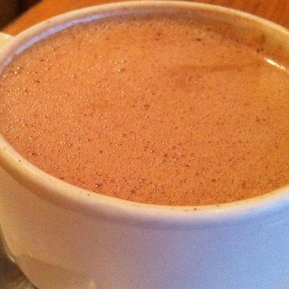 Spicy Maya Cafe Mocha @ Coupa Cafe