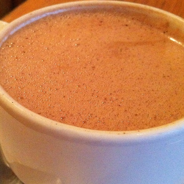 Spicy Maya Cafe Mocha @ Coupa Cafe