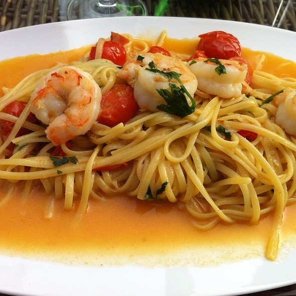 Pasta @ Gendarmerie Restaurant