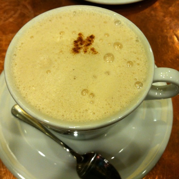 Chai Latte @ Keko Cafe