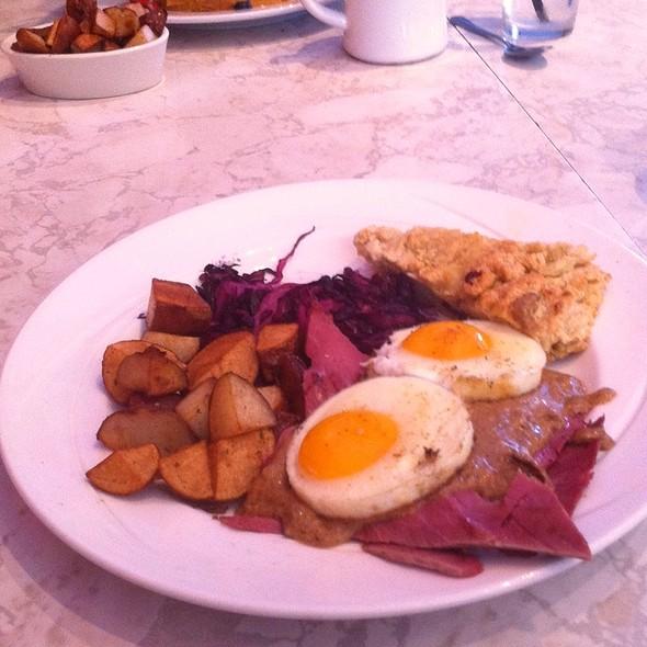 Irish Breakfast @ Coca Cafe