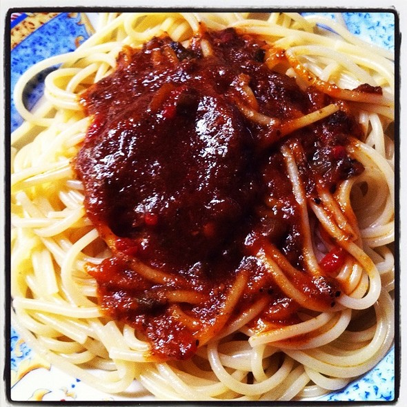 Pasta @ Mom's House