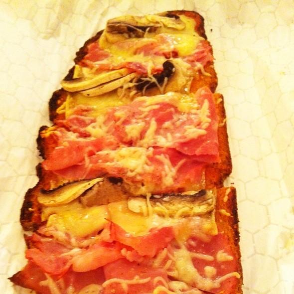 Sandwich @ Adam's Tartines Et Cafes