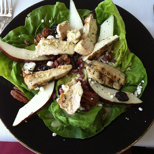 Chicken and Pear Salad @ Woodstock Club