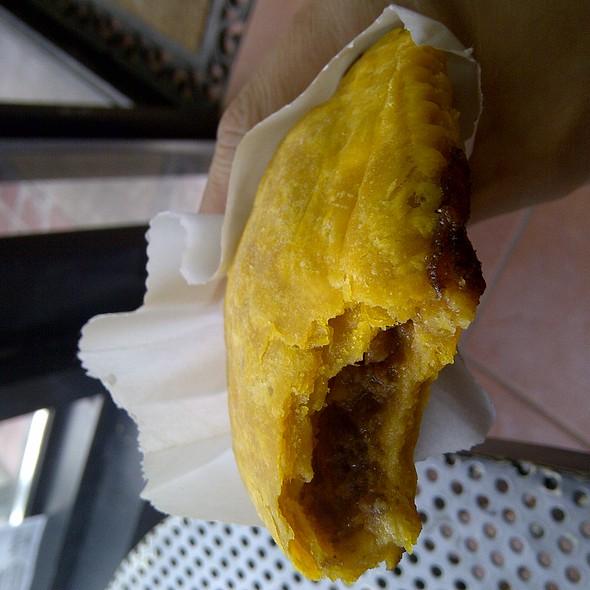 Beef Patty @ The Caribbean Queen Of Patties
