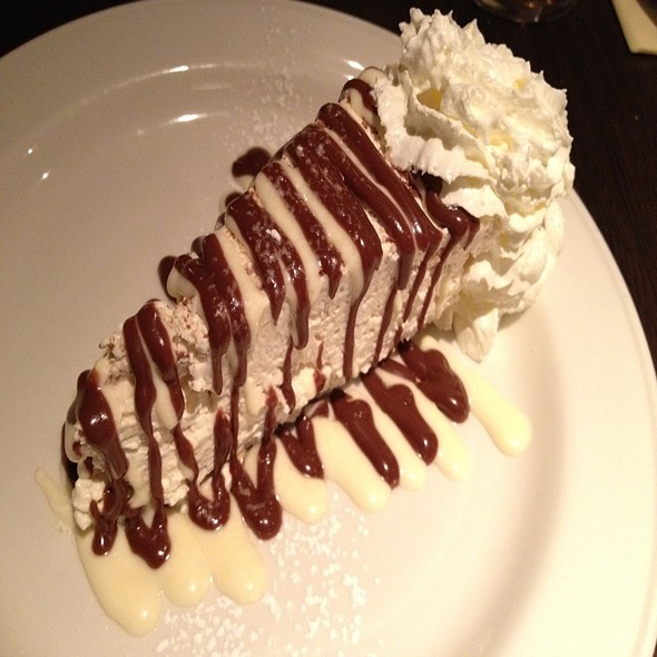 Bailey's Cheesecake @ Botticelli Italian Restaurant