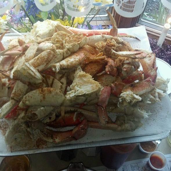 Crab Special @ Captncats
