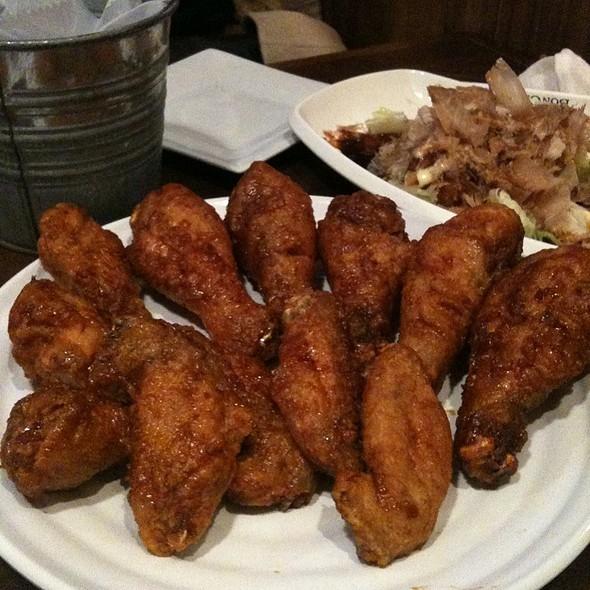 Bon Chon (Korean Fried Chicken) @ Bon Chon