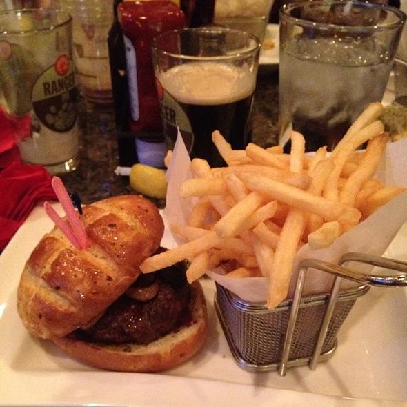 Rossini Burger @ Burger Bar