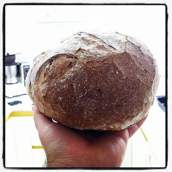 Bread bowl @ Uvepan