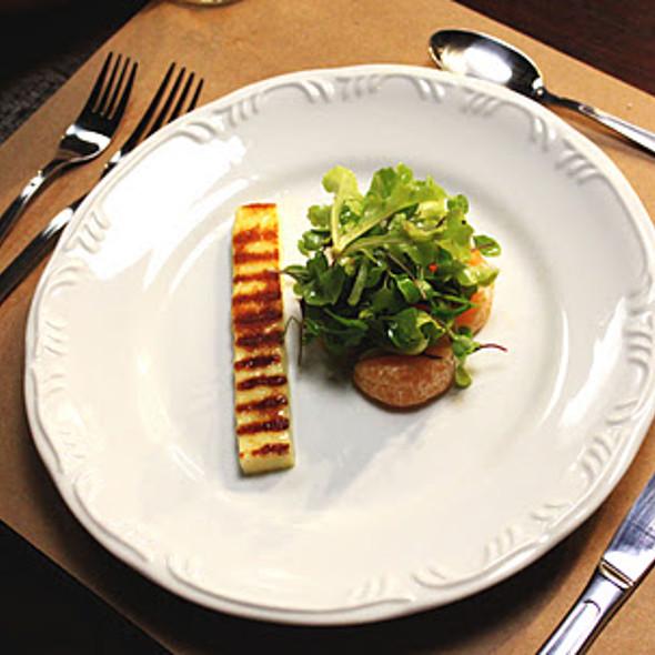 Salada de Folhas Baby com Vinagrette de melaço @ Ponto G