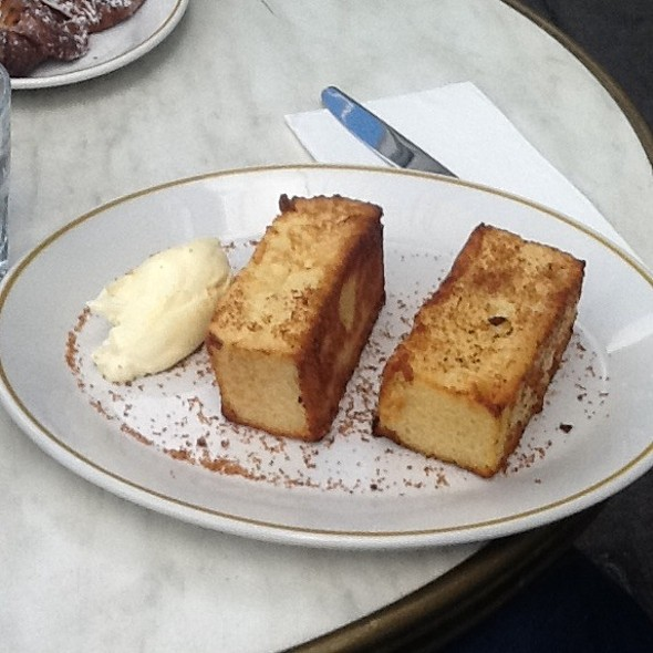 French Toast With Doublecream @ French Fantasies