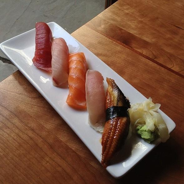 Sushi Set A @ Momiji Japanese Restaurant