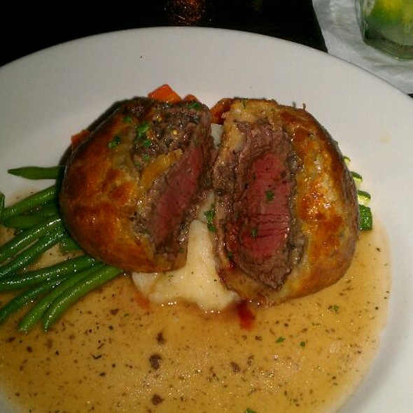 Beef Wellington - Maldaner's, Springfield, IL