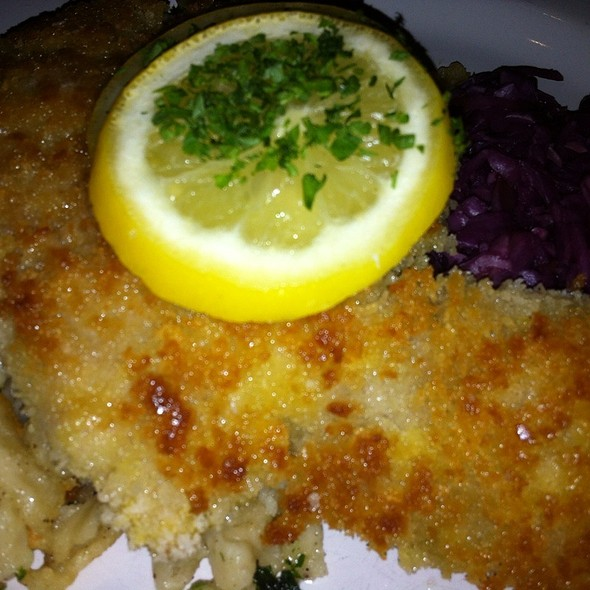 Wiener Schnitzel - Old Stein Inn, Edgewater, MD