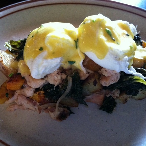 Butternut Squash Hash @ The Waucoma Club