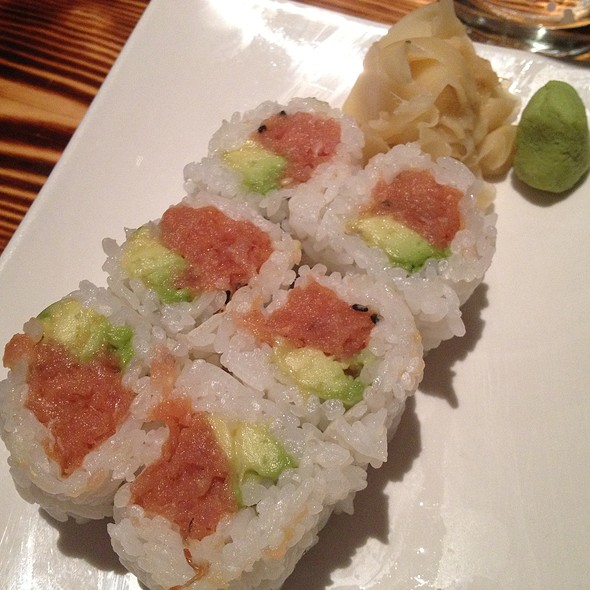 Spicy Tuna Roll - Wokcano - Burbank, Burbank, CA