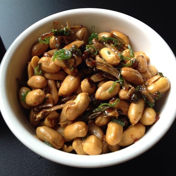 Siamese Peanuts @ Hawker Fare