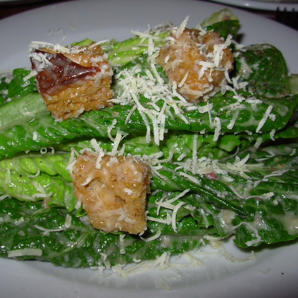 Ceasar Salad @ Zuni Cafe