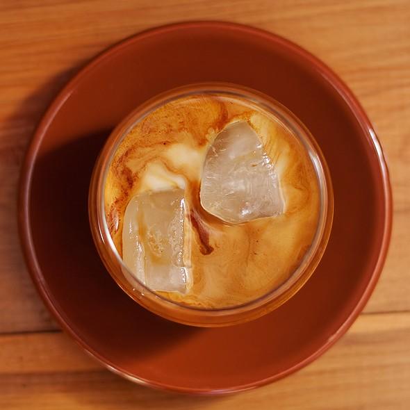 Iced Coffee @ Circa Espresso