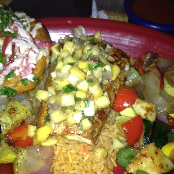 Mahi Mahi @ Los Cabos Mexican Grill